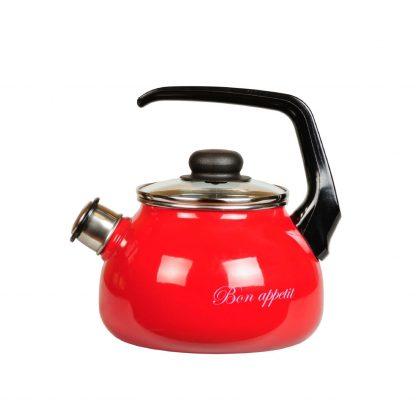 Купить Чайник со свистком Bon appetit