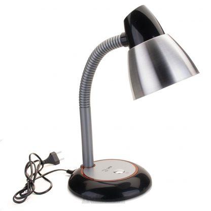 Купить ЭРА наст.светильник N-115-E27-40W-BK черный (12/72) в Санкт-Петербурге по недорогой цене и с быстрой доставкой.