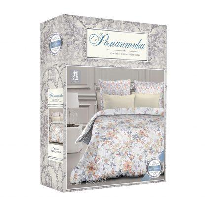 Купить Комплект постельного белья Романтика Орнелла 2-сп