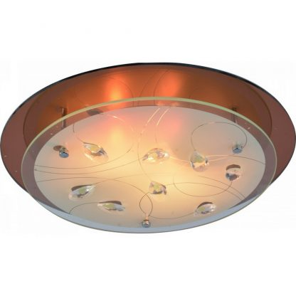Купить Светильник настенно-потолочный Tiana 3*E27*60Вт 230В
