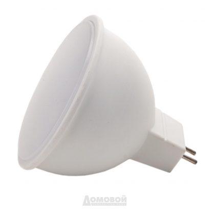 Купить Лампа светодиодная ЭРА LED smd MR16-6w-827-GU5.3 NEW (10/100/3200) в Санкт-Петербурге по недорогой цене и с быстрой доставкой.