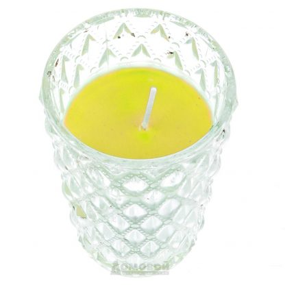 Купить Cвеча интерьерная Резное стекло