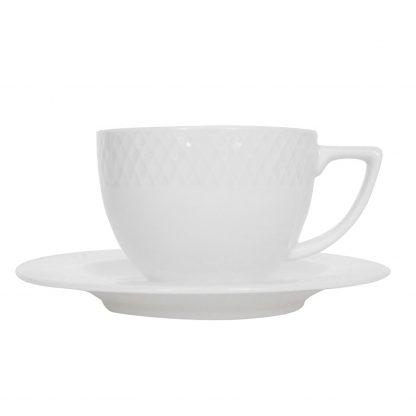 Купить Набор чайный Wilmax от Юлии Высоцкой 6/12пр 240мл фарфор в Санкт-Петербурге по недорогой цене и с быстрой доставкой.