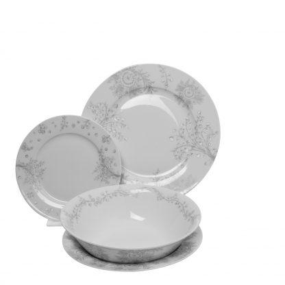 Купить Набор столовый Lucky Charm 19 пр