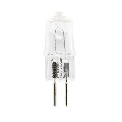 Купить Лампа галогенная SHOLTZ G5.3 35W 2700К 220V в Санкт-Петербурге по недорогой цене и с быстрой доставкой.