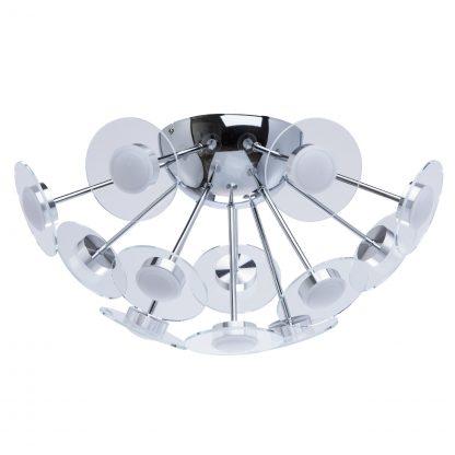 Купить Люстра Граффити 678010912 12*LED*3W 220 V в Санкт-Петербурге по недорогой цене и с быстрой доставкой.