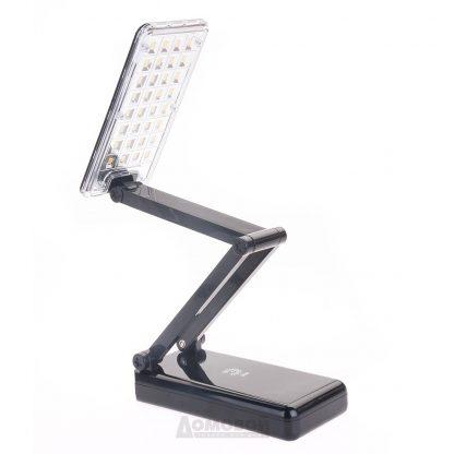 Купить Лампа настольная Эра NLED-426-3W-BK светодиодная/черная в Санкт-Петербурге по недорогой цене и с быстрой доставкой.
