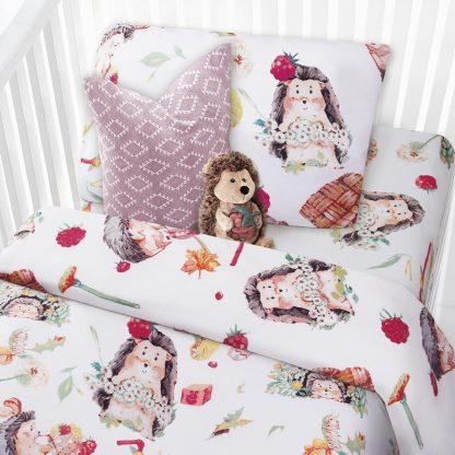 Купить Комплект постельного белья Kids Ежата 1