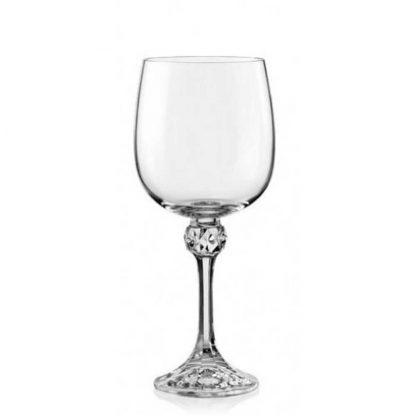 Купить Набор бокалов д/вина Джулия 190мл 6шт стекло гладкое бесцветное в Санкт-Петербурге по недорогой цене и с быстрой доставкой.