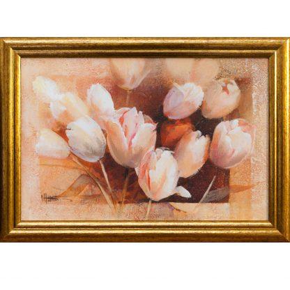 Купить Картина в раме Тюльпаны для вас II 30х20см в Санкт-Петербурге по недорогой цене и с быстрой доставкой.