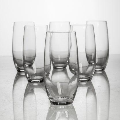 Купить Набор стаканов д/воды Полло 6шт 470мл стекло в Санкт-Петербурге по недорогой цене и с быстрой доставкой.
