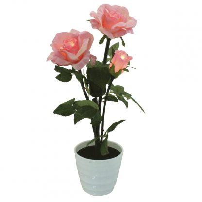 Купить Cветильник декоративный СТАРТ LED Розы розовые в Санкт-Петербурге по недорогой цене и с быстрой доставкой.