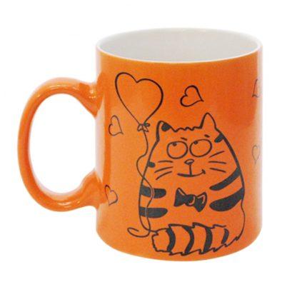 Купить Кружка Идиллия 300мл керамика в Санкт-Петербурге по недорогой цене и с быстрой доставкой.