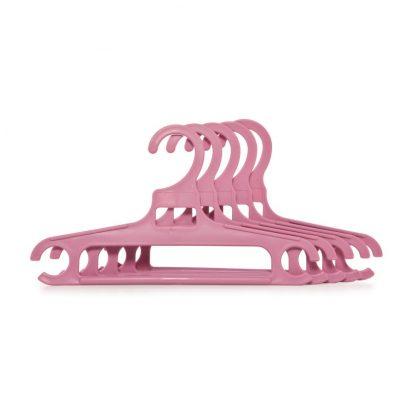 Купить Набор вешалок д/детской одежды ПОЛИМЕРБЫТ пластиковые