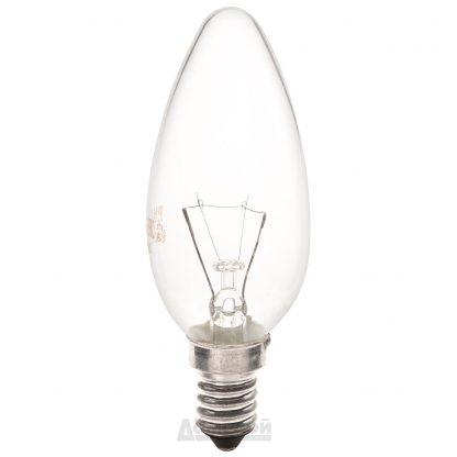 Купить Лампа накаливания GE 40C1/CL/E14 90487 в Санкт-Петербурге по недорогой цене и с быстрой доставкой.