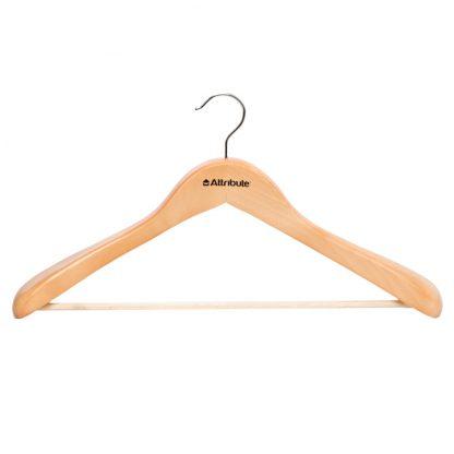 Купить Вешалка д/пальто ATTRIBUTE деревянная