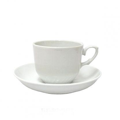 Купить Пара чайная Белое изделие 250мл