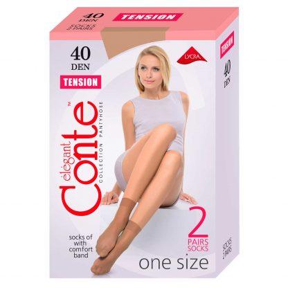 Купить Носки женские Tension 40 Conte Elegant