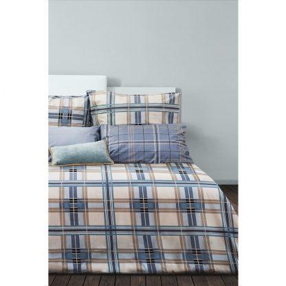 Купить Комплект постельного белья Сова и Жаворонок Герой Шотландии Евро