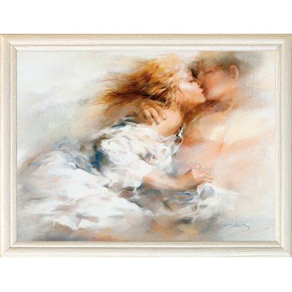 Купить Картина в раме Пассионата 30х40см в Санкт-Петербурге по недорогой цене и с быстрой доставкой.