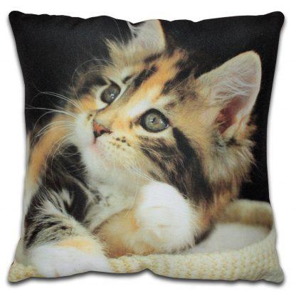 Купить Подушка декоративная Кошка