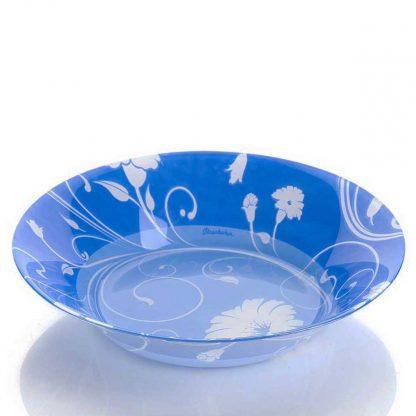 Купить Тарелка Serenade Blue глубокая 22см