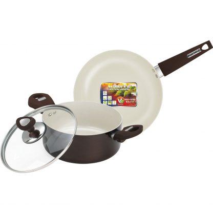 Купить Набор посуды Vitesse Eco-Cera