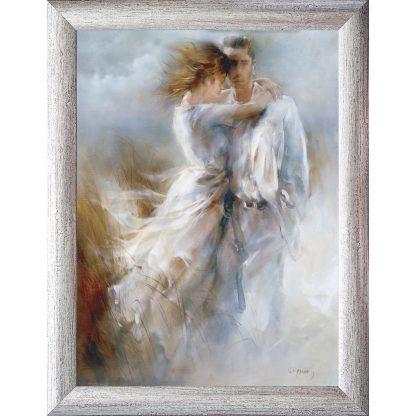 Купить Картина в раме Признание 30х40см в Санкт-Петербурге по недорогой цене и с быстрой доставкой.