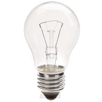 Купить Лампа накаливания PHILIPS A55 Е27 60W CL в Санкт-Петербурге по недорогой цене и с быстрой доставкой.