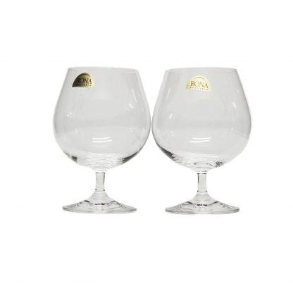 Купить Набор бокалов д/бренди Golden set 2шт 400мл тубус гладкое бесцветное хрустальное стекло в Санкт-Петербурге по недорогой цене и с быстрой доставкой.