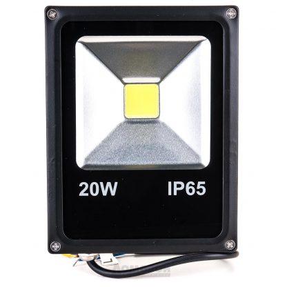 Купить Прожектор светодиодный ЭРА LPR-20-6500К-М в Санкт-Петербурге по недорогой цене и с быстрой доставкой.