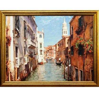 Купить Картина в раме Полдень 30х40см в Санкт-Петербурге по недорогой цене и с быстрой доставкой.