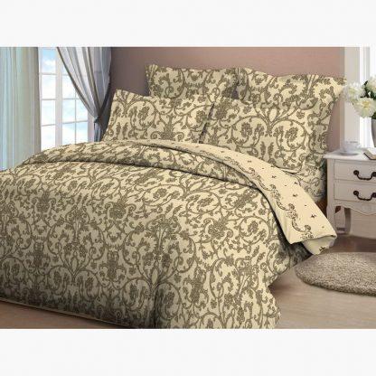 Купить Комплект постельного белья Перкаль Дуэт
