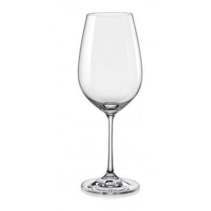 Купить Набор бокалов  д/вина Виола 6шт 250мл гладкое бесцветное стекло в Санкт-Петербурге по недорогой цене и с быстрой доставкой.