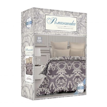 Купить Комплект постельного белья Романтика Баронесса Евро