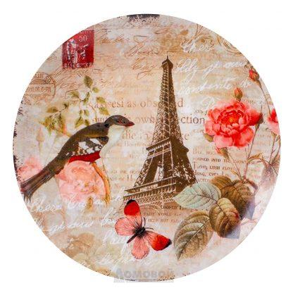 Купить Тарелка декоративная Эйфелева башня