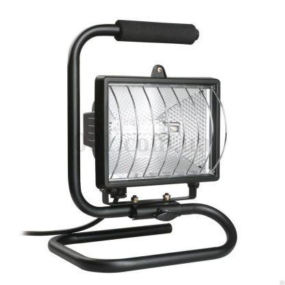 Купить Прожектор галогенный ИЭК ИО500п (переноска)