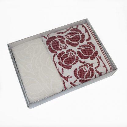 Купить Комплект махровых полотенец