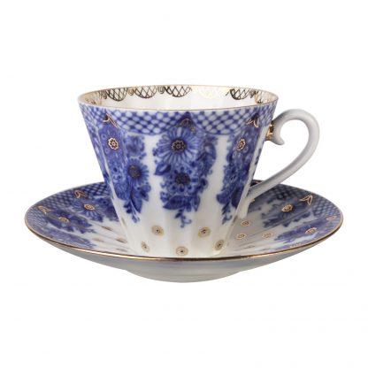 Купить Пара чайная Лучистая Корзиночка