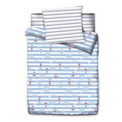 Купить Комплект постельного белья Bravo kids Регата 2