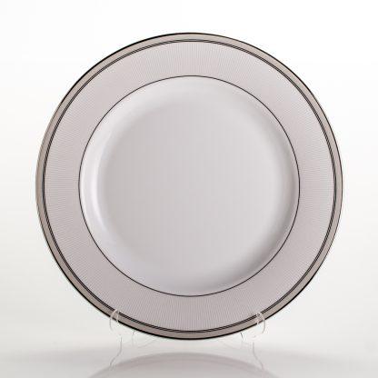 Купить Тарелка Платина обеденная 27см