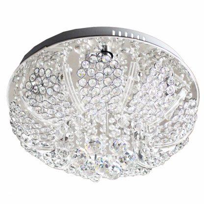Купить Люстра Символ Света CC0878/5 5*Е14*60Вт LED ПДУ в Санкт-Петербурге по недорогой цене и с быстрой доставкой.