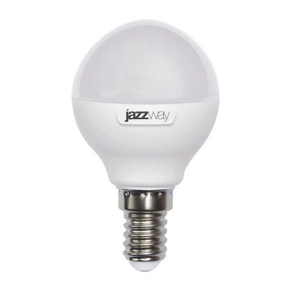 Купить Лампа светодиодная PLED G45 7w 3000K 530 Lm E14 Jazzway в Санкт-Петербурге по недорогой цене и с быстрой доставкой.