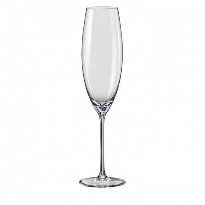 Купить Набор бокалов д/шампанского Грандиосо 2шт 230мл стекло в Санкт-Петербурге по недорогой цене и с быстрой доставкой.
