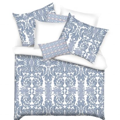 Купить Комплект постельного белья Melissa Kioto Евро