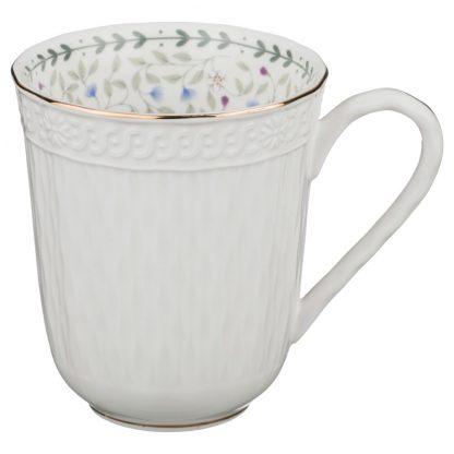 Купить Кружка Белая внутр. декор 350мл