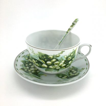 Купить Пара чайная Ландыши