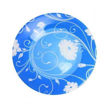 Купить Тарелка Serenade Blue плоская 26см