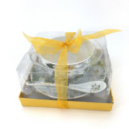 Купить Пара чайная Шиповник 250мл фарфор в Санкт-Петербурге по недорогой цене и с быстрой доставкой.