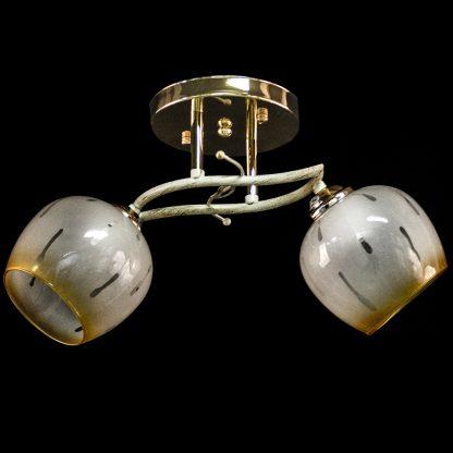 Купить Люстра TINKO 91822FGD+MIX/2H 2*Е27*60Вт в Санкт-Петербурге по недорогой цене и с быстрой доставкой.